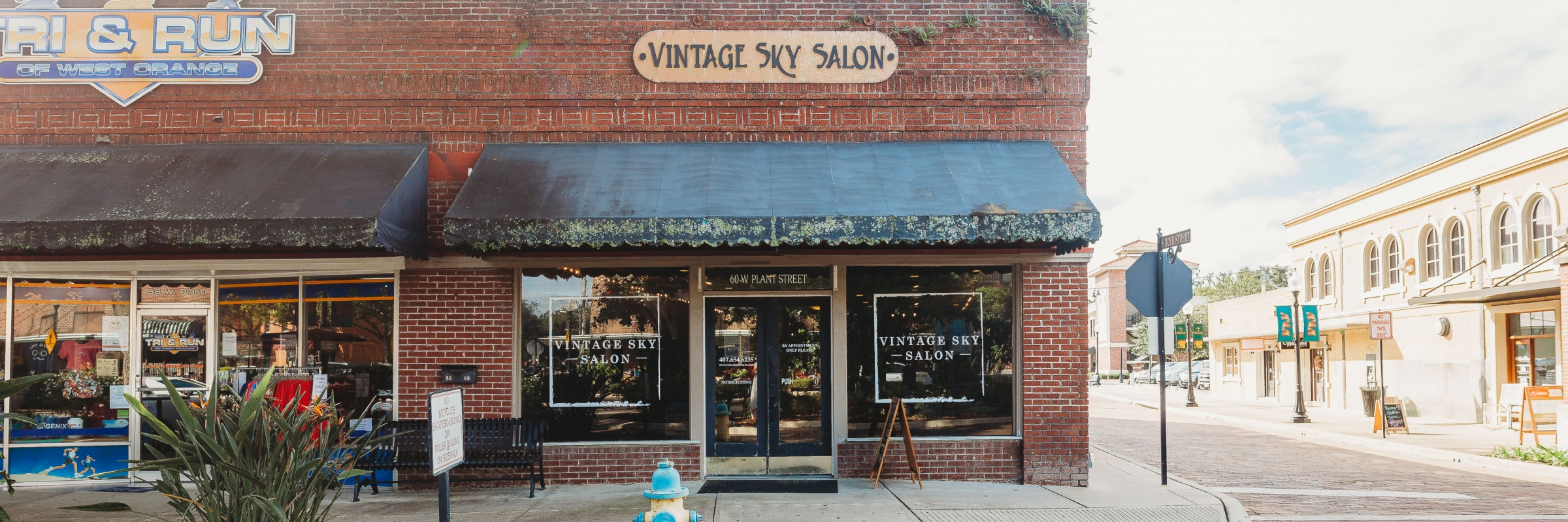 Vintage Sky Salon – Downtown Winter Garden Florida (1 of 1)